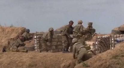 """Historiador militar americano falou sobre a """"linha Maginot armênia"""" em Karabakh"""