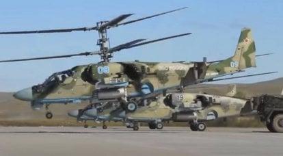 Un hélicoptère russe Ka-52M amélioré sera offert aux acheteurs étrangers