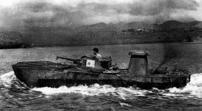 "Type 2 ""KA-MI"":日本の水陸両用戦車"