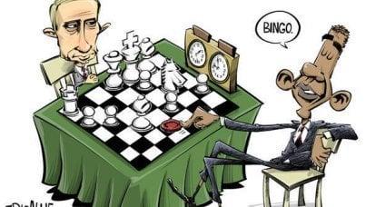 奥巴马说,这不是冷战。 什么?
