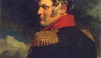 Alexey Petrovich Ermolov(1777  -  1861)