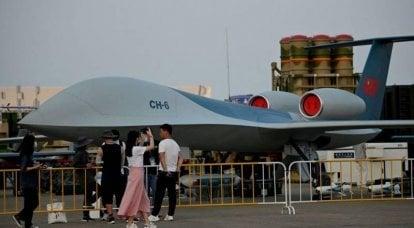 """""""रणनीति"""", छठी पीढ़ी और यूएवी: एयरशो चीन की मुख्य अवधारणाएं और नवीनताएं"""