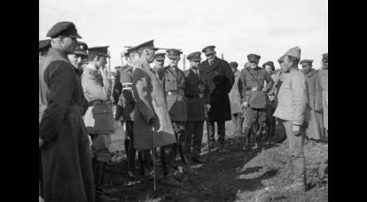 1919 ロシア北部でのイギリスの任務