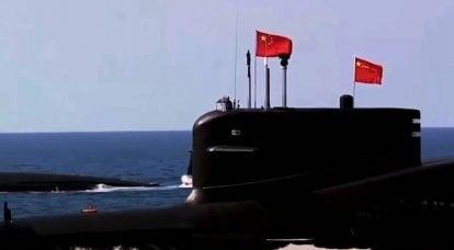 """PLA 잠수함 용 JL-3 미사일 : 미국과의 대결에서 중국의 새로운 """"논쟁"""""""