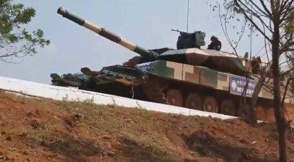 """Un rapport indien a qualifié le char Arjun Mk-1A de """"l'un des chars les plus avancés de notre temps"""""""