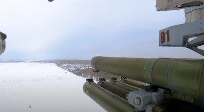 対戦車航空機ミサイル「Whirlwind」を備えた兵器複合体がMi-28NMでテストを開始しました