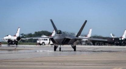 ABD Hava Kuvvetleri, savaşçı filosunu güncellemeye karar verdi: uzun vadede F-22 içinde olmayacak