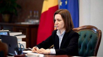 """""""En relación con la participación en una conspiración anticonstitucional"""": Moldavia pidió la dimisión del presidente Sandu"""