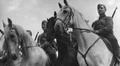 """El caballo es un """"desinformador"""" asesinado para salvar al Cuerpo de Guardias de Caballería"""