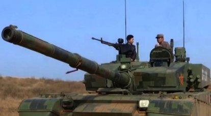 """""""Deviendrait une cible facile dans une vraie bataille"""": des problèmes avec le char Type99A révélés en Chine"""