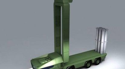 "OKB""TSP""(白俄罗斯)有前途的防空导弹系统项目"