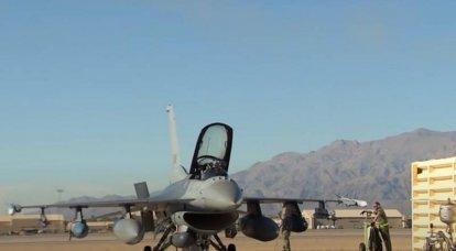 La demande accrue de F-16 a forcé Lockheed Martin à ouvrir une nouvelle ligne de production