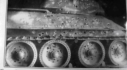 令人失望的发现:德国炮兵优势