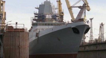 A UEC iniciou a entrega em série de unidades russas de turbinas a gás diesel para fragatas do projeto 22350