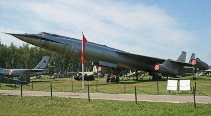 Projetos de bombardeiros OKB-23. Sucessos, fracassos e tecnologias promissoras
