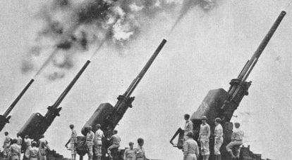 第二次世界大战期间美国的防空防御。 部分2