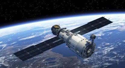 轨道优势:五角大楼占据太空附近