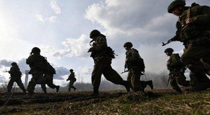 为什么俄罗斯军队重振冲击单位和联系? 另一项公关活动还是必需品?