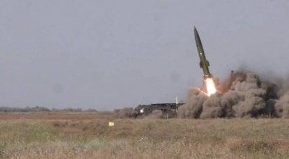 乌克兰国防部长谈导弹项目现状