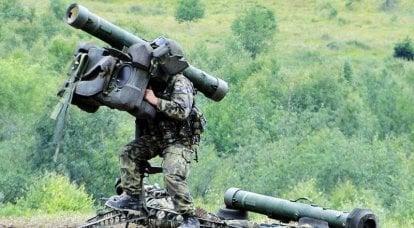 便携式防空导弹系统RBS-70