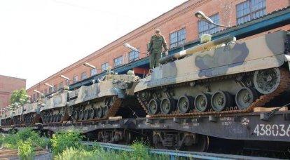 """""""Kurganmashzavod"""", BMP-3 tedariki için Savunma Bakanlığı ile sözleşmeyi planlanandan önce tamamladı"""