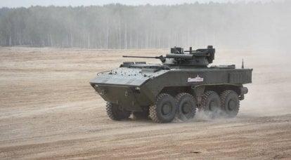 BTR-82ではなくBoomerangが必要ですか?