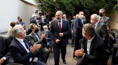 पशिनियन: आर्मेनिया की कराबाख की स्वतंत्रता की मान्यता से युद्ध हो सकता है