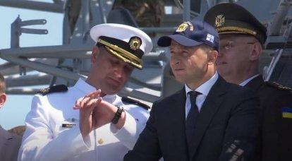 L'Ukraine a demandé à l'OTAN de renforcer sa présence en mer Noire