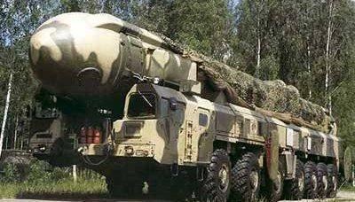 """23 Temmuz 1985 ilk kez bir mobil toprak füze sistemi """"Topol"""" tarafından savaş görevi başlattı"""