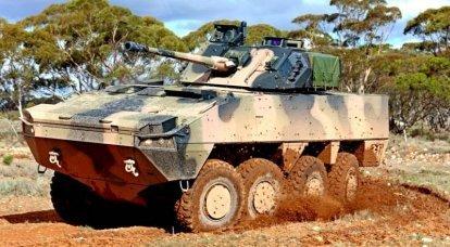 """Zırhlı """"Boxer"""": Avustralya'daki Alman GTK Boxer'ın testleri"""