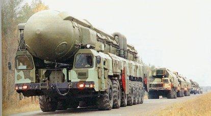 ロシアは独自の核抑止力を体系的に近代化する