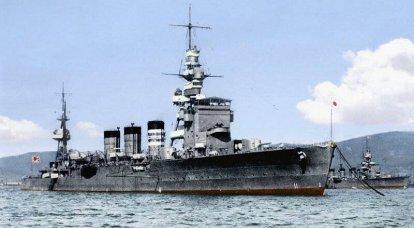 戦闘船。 巡洋艦。 そして、それは何のためでしたか?