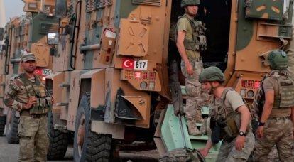 अफगानिस्तान से अमेरिका और नाटो बलों की वापसी के बाद तुर्की ने काबुल में बने रहने की अपनी तैयारी की घोषणा की