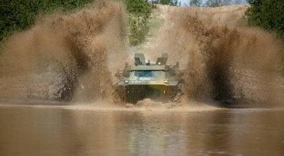 来自鲍里索夫的捕食者:测试由女孩设计的最新白俄罗斯装甲车