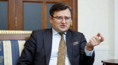 """Kuleba exigiu """"trocar"""" a conclusão do """"Nord Stream - 2"""" pela Crimeia e Donbass"""