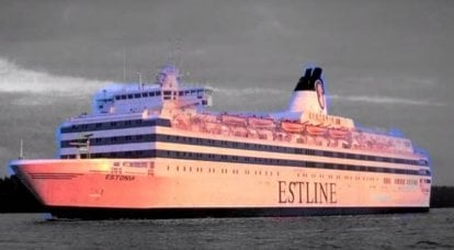 Colisión con un submarino desconocido nombrado como una posible causa del accidente del ferry de Estonia