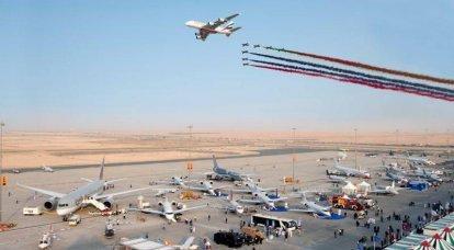 La Russie au salon aéronautique Dubai Airshow 2015