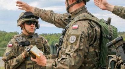 ポーランド軍の手当:特定の数字