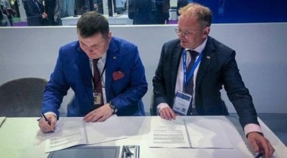 Ukroboronprom signed a contract for the construction of boats with the British company Babcock