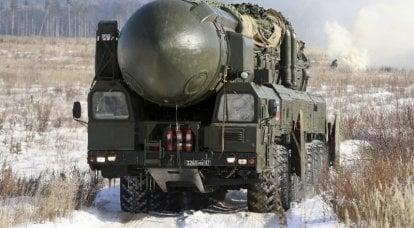 2019におけるロシアの戦略的核軍