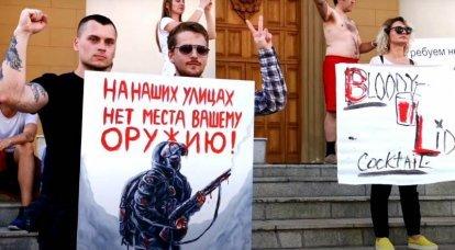 ルカシェンカは反対を抑えることができますか:反省とインタビュー