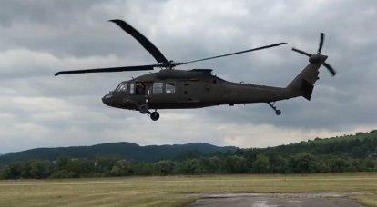 Litauen erhält den amerikanischen UH-60M Black Hawk als Ersatz für den sowjetischen Mi-8