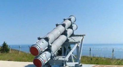 Als Ersatz für die amerikanische Harpune: In der Türkei getestete Atmaka-Anti-Schiffs-Raketen