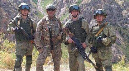 아프간 국경에서 러시아와 우즈베키스탄의 군사 훈련이 시작되었습니다.