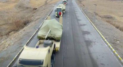 Turquía y Azerbaiyán se preparan para ejercicios militares de invierno cerca de las fronteras armenias