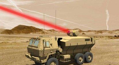 Lockheed Martin社は戦術的レーザー出力60 kWの開発を完了しました