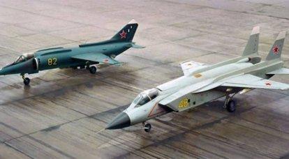 Yak-41のさらなる開発に対するYak-38。 過去からの教訓