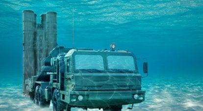 今週の結果。 ロシアの水中秘密