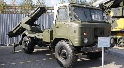 GAZ-66: युद्ध और प्रयोग