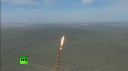 53T6 इंटरसेप्टर मिसाइल का परीक्षण किया गया